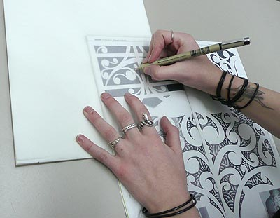 Tracing paper pads for Temporary tattoo tracing paper