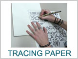 Tracing Paper Pads