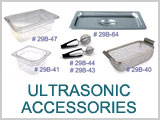 Ultrasonic Cleaner Baskets THUMBNAIL