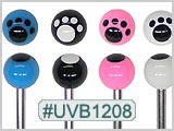 UVB1208, Paw Print Ball 14G BB