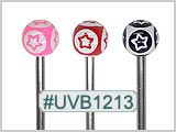 UVB1213, Star Outline Ball 14G BB_THUMBNAIL
