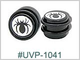 UVP1041 Spider Ear Plugs THUMBNAIL