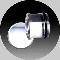 UVP2171 Clear Head Acrylic Plug Pair MAIN