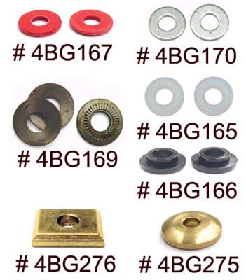 Washers And Spring Saddle Washers # 4bg160 MAIN