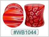 WB1044, Red Ear Plugs