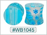 WB1045, Light Blue Ear Plugs
