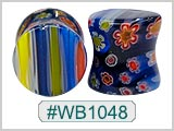 WB1048, Multi Color Ear Plugs