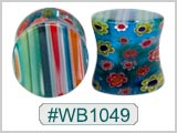 WB1049, Multi Color Ear Plugs