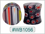 WB1056, Multi Color Ear Plugs