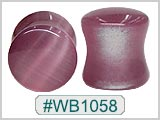 WB1058, Cat's Eye Ear Plugs