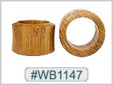 WB1147 Teak Wood Tunnels