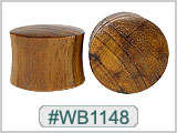 WB1148 Teak Wood Plugs
