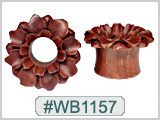 WB1157 Blood Wood Mountain Flower Plugs_THUMBNAIL