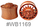 WB1169, Carved Sun Tunnel THUMBNAIL