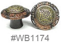 WB1174, Insignia Shield Plug