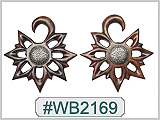 WB2169 Mandala Ear Designs