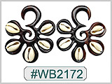 WB2172 Sea Shells Ear Designs THUMBNAIL
