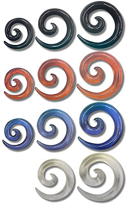 WB2832 Plastic Ear Swirls MAIN