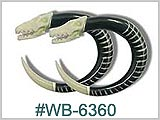 WB6360 Hand Carved Jaw and Inlay