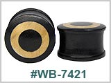 WB7421, Iron Wood Plugs