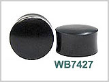 WB7427, Iron Wood Solid Plugs
