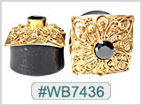 WB7436, Horn Traditional Shield