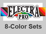 Electra-Pro 3 Basic 8-Color Sets THUMBNAIL