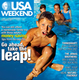 08/22/2008 Issue of USA Weekend MAIN