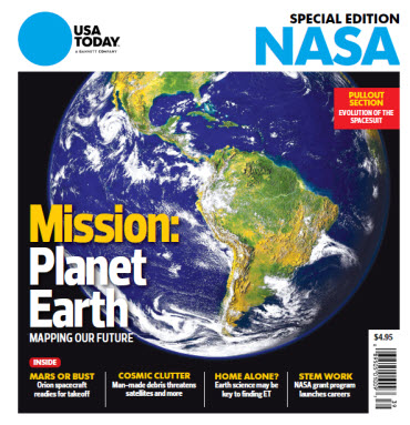 USA TODAY - NASA – USA TODAY Online Store