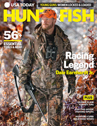 USA TODAY Hunt & Fish Magazine — Summer/Fall 2019 THUMBNAIL