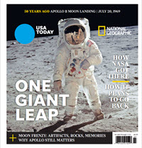 USA TODAY - National Geographic - One Giant Leap THUMBNAIL