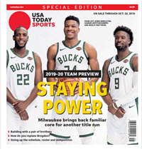 NBA Preview 2019-20 - Special Edition - Bucks Preview THUMBNAIL