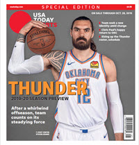 NBA Preview 2019-20 - Special Edition - Thunder Preview THUMBNAIL