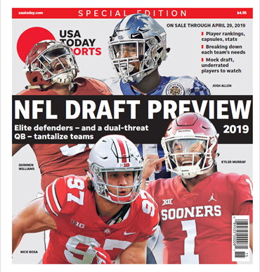 new style d70f6 c2e8b 2019 NFL Draft Preview Special Edition