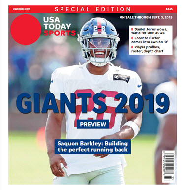 reputable site c18b4 00e92 2019 NFL Preview Special Edition - Giants Preview