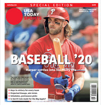 Baseball 2020 Preview Special Edition - Phillies Cover THUMBNAIL
