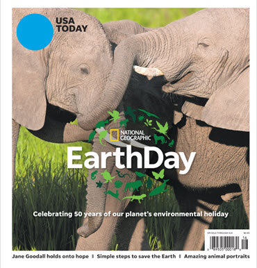 USA TODAY - National Geographic - Earth Day MAIN