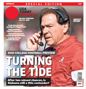2020 College Football Preview Special Edition - Alabama MAIN