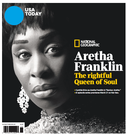 USA TODAY - National Geographic - Aretha Franklin MAIN