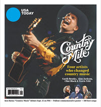 USA TODAY - Country Mile THUMBNAIL