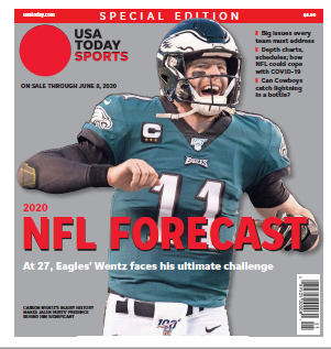 2020 NFL Forecast Special Edition - Eagles MAIN