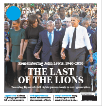 USA TODAY - John Lewis Special Edition THUMBNAIL
