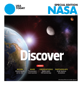 USA TODAY - NASA 2020 MAIN
