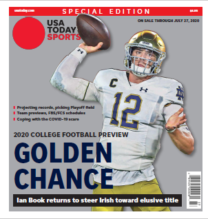 2020 College Football Preview Special Edition - Notre Dame MAIN
