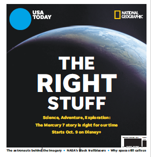 USA TODAY - National Geographic - The Right Stuff MAIN
