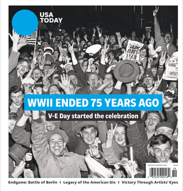 USA TODAY - WWII Ended 75 Years Ago MAIN