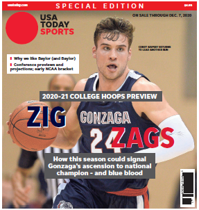 College Basketball Preview - 2020-21 Special Edition - Zags Cover MAIN