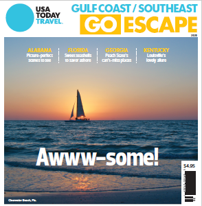 2020 Gulf Coast / Southeast Go Escape MAIN