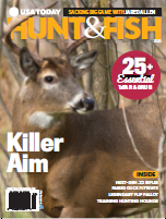 USA TODAY Hunt & Fish Magazine — Summer/Fall 2020 THUMBNAIL