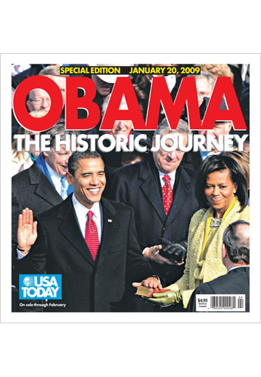 January 20th Update of Obama, The Historic Journey Special Edition MAIN